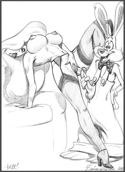 rabbit jessica roger rabbit framed vagina who The rising of the shield hero raphtalia