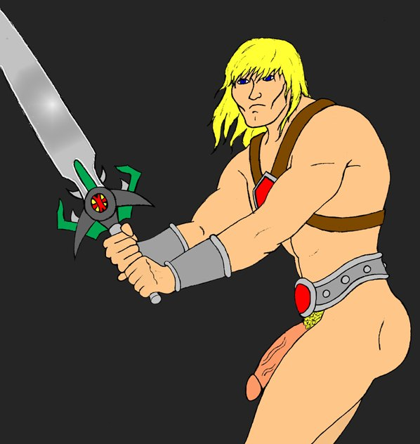 he-man Dead or alive final round