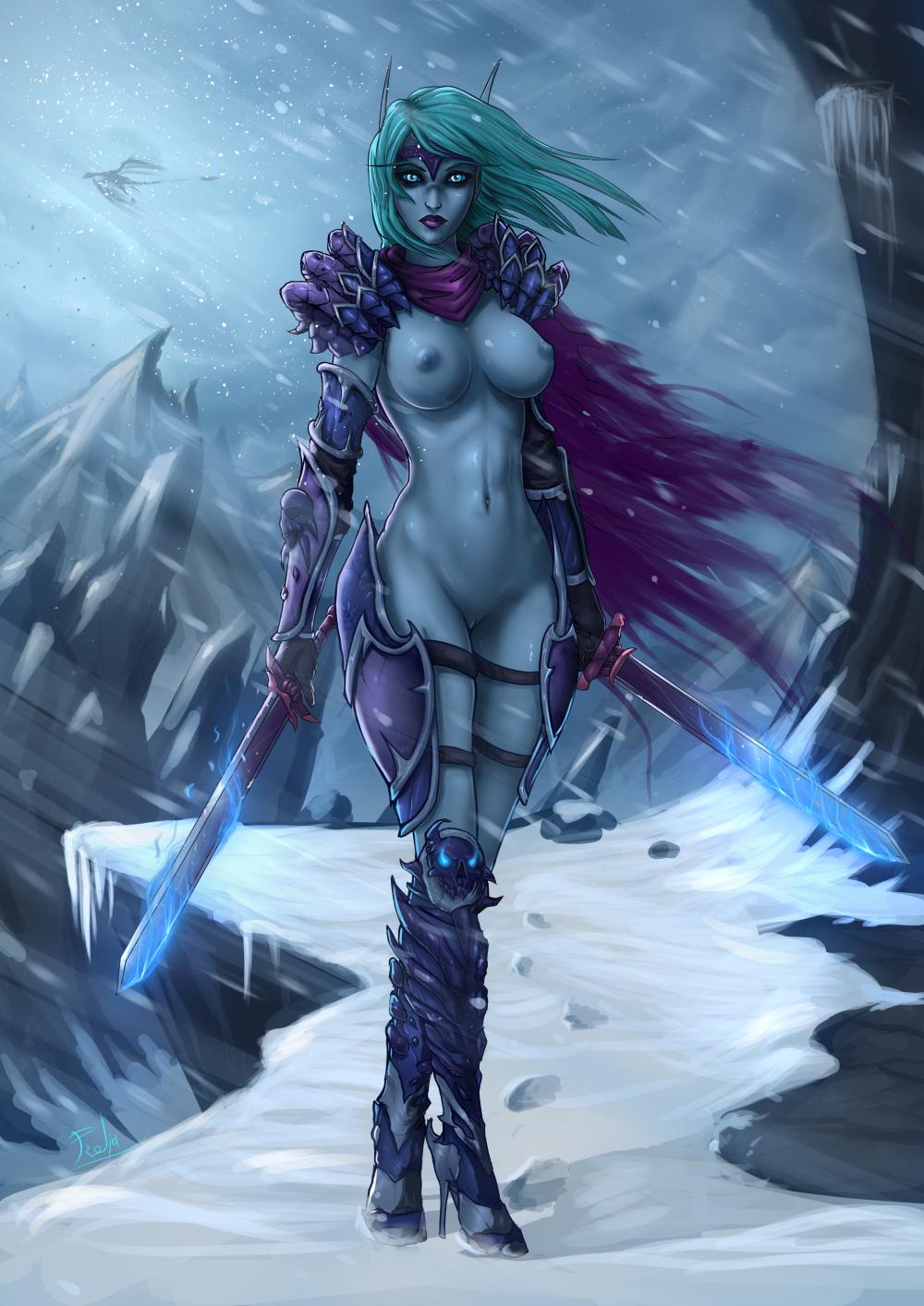 world blood of elf hentai warcraft Destiny 2 forsaken mara sov