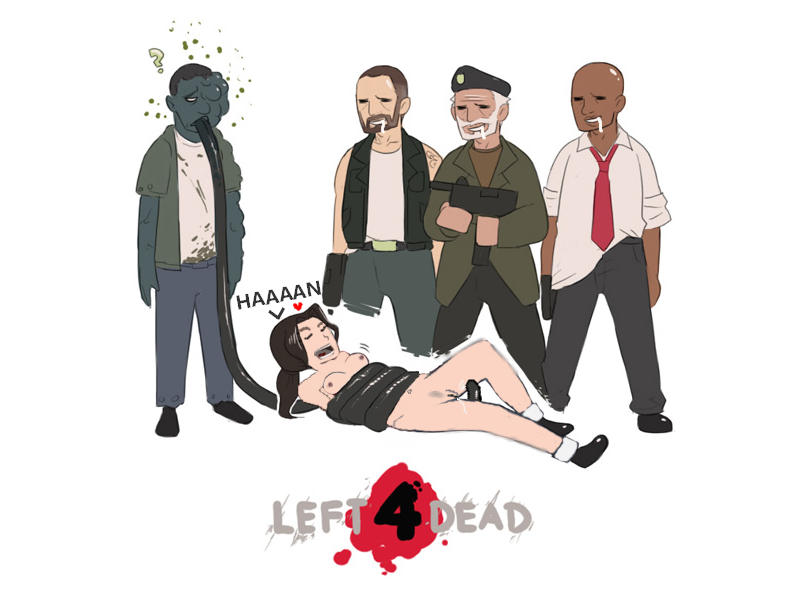 left for dead 2 witch Cells at work anime white blood cell