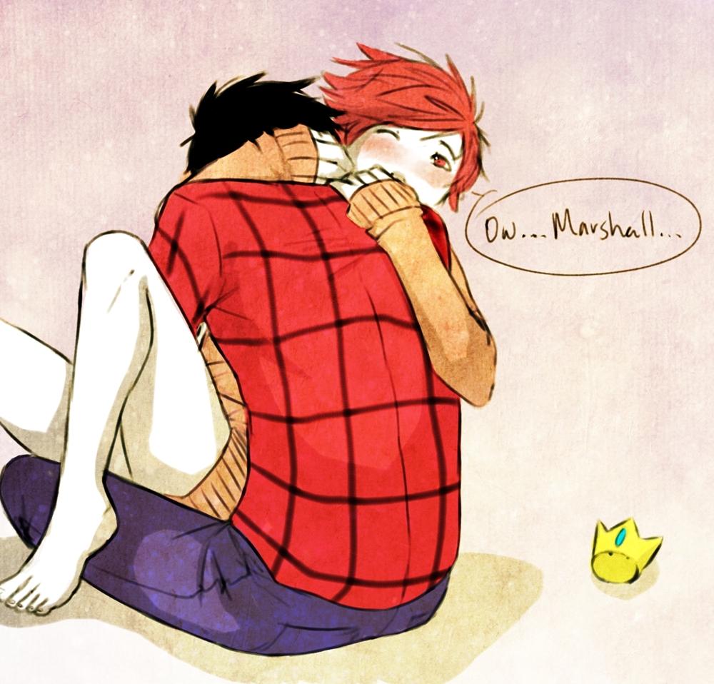 gumball x marshall lee prince Five nights at anime characters