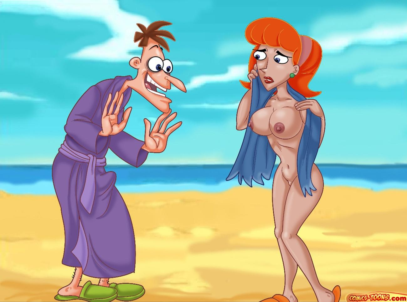 y phineas ferb porno comic Sofia the first on paheal