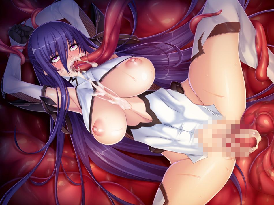 way the through all tentacle Yosuga-no-sora