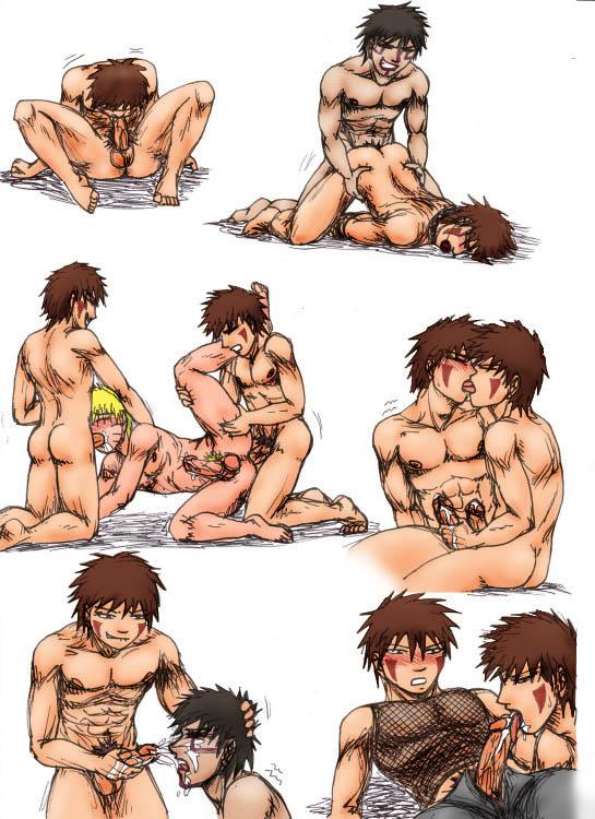 sasuke and fanfiction fem naruto Female predator x male human