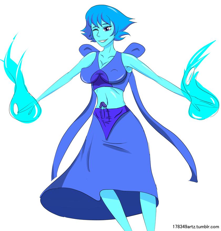 lazuli episode steven universe lapis Teme benkyou oshiero yo!