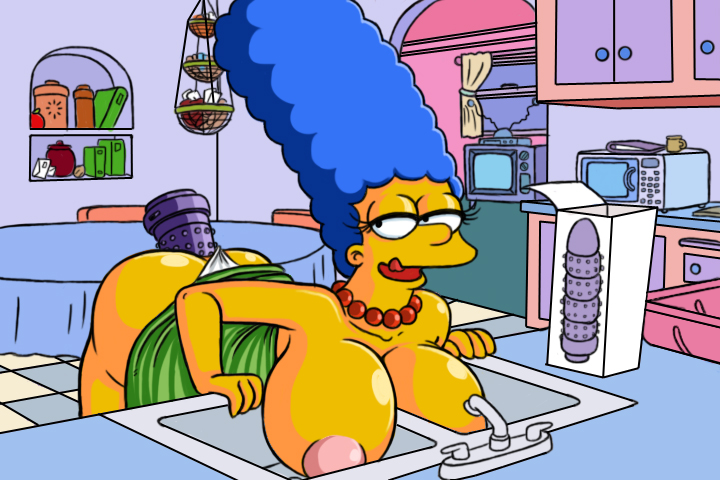 scene large simpsons deleted marge What anime is liru from