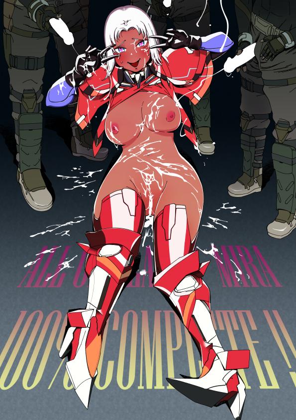 chronicles xenoblade elma hentai x Shiro anime no game no life