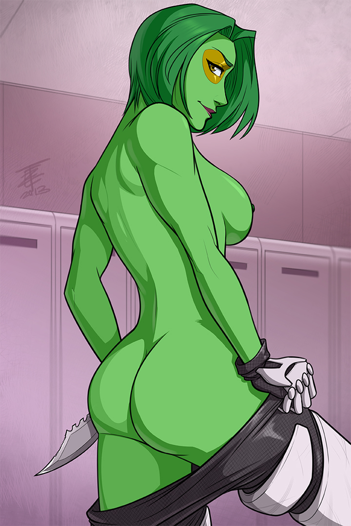 the of guardians gamora galaxy hentai The amazing world of gumball porn