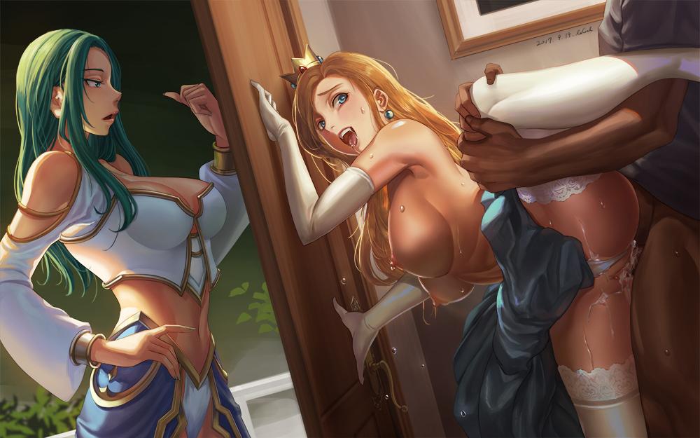 e-hentai; lewdua Fate apocrypha astolfo x sieg
