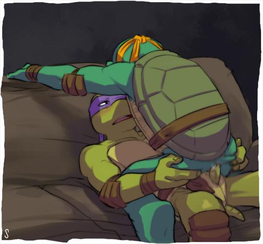 mutant naked teenage ninja turtles Darling in the franxx franxx designs