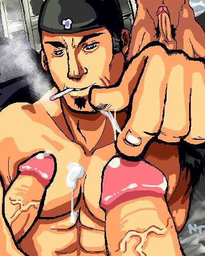 war of 4 xxx gears Koutetsu no majo annerose hentai gif