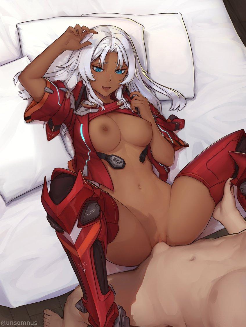 elma hentai chronicles xenoblade x Sword art online tentacle hentai