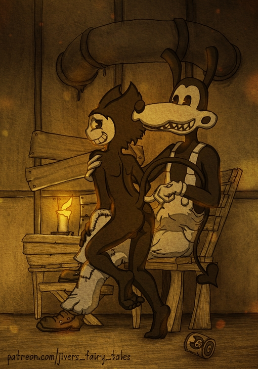 machine bendy ink and the Five nights at freddy's 2 sex