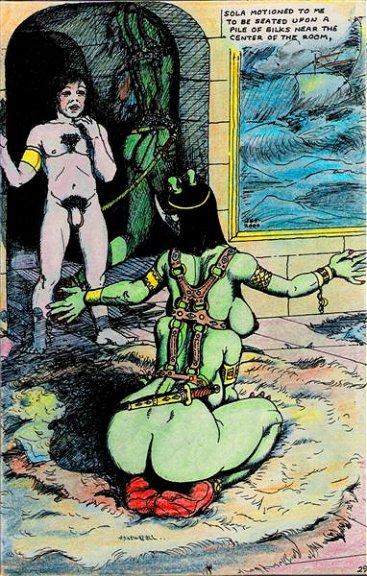 troopers traitor starship of nude mars Saijaku muhai no shinsou kiryuu anime