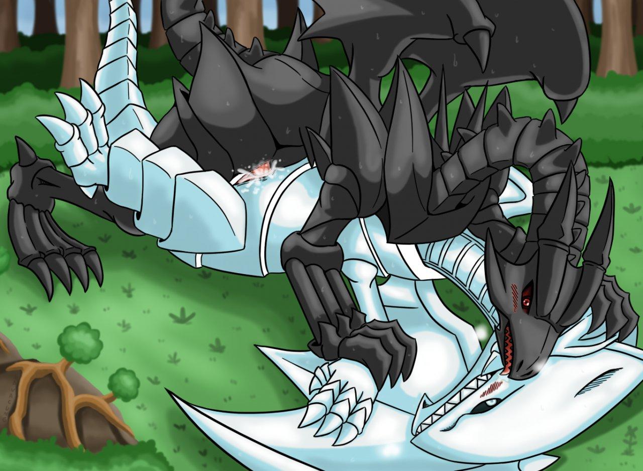 white female eyes blue dragon Waver (behind closed doors)
