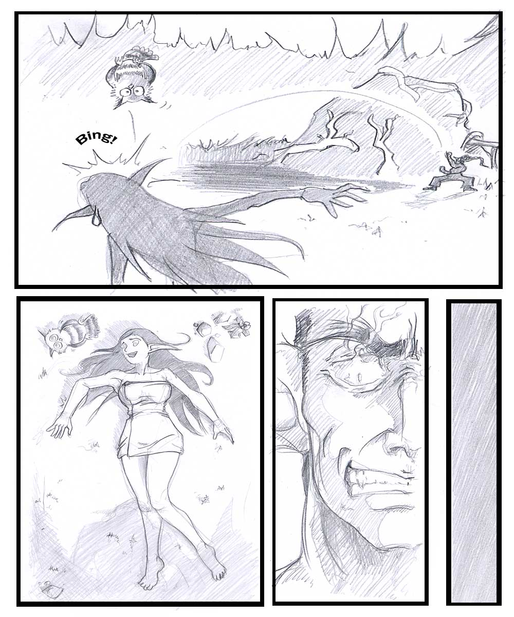 or demon hunter elf night elf blood Doki doki oyako lesson: oshiete h na obenkyou