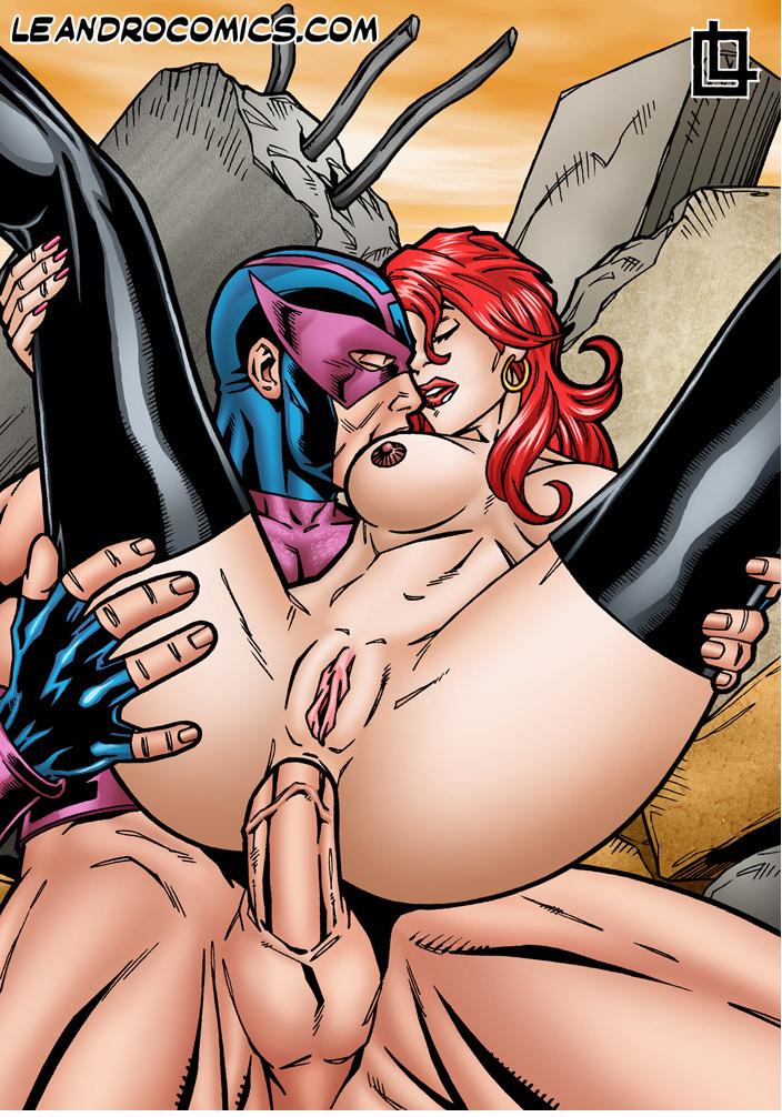 black avengers from widow the naked The master of ragnarok & blesser of einherjar hentai