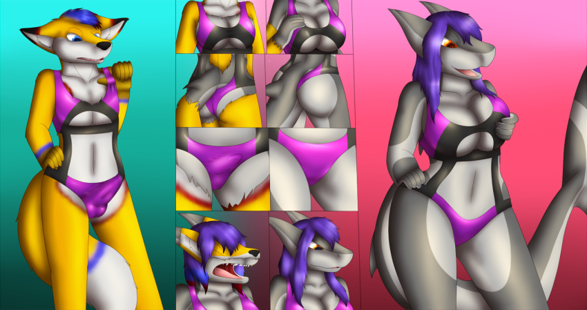 transformation male sequence to female Gtr g cup teacher rei