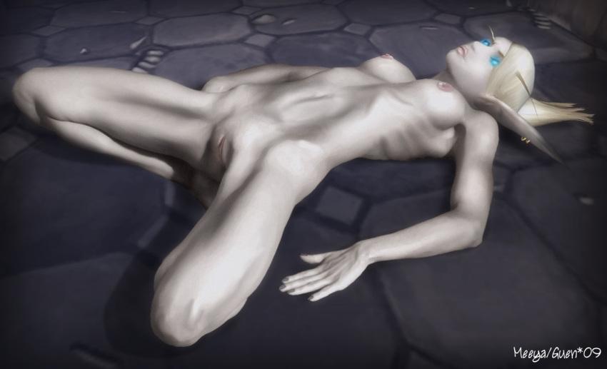 of hentai world blood warcraft elf Under(her)tail part 2