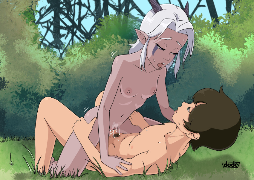 callum dragon x rayla the prince Clash of clans archer queen nude