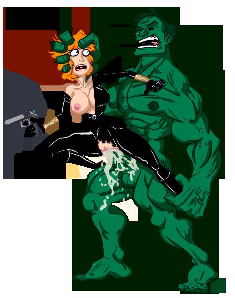 widow hulk black by fucked Ok ko let's be heroes laserblast