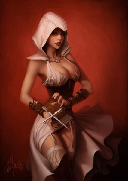 assassin's creed origins Kingdoms of amalur reckoning hentai