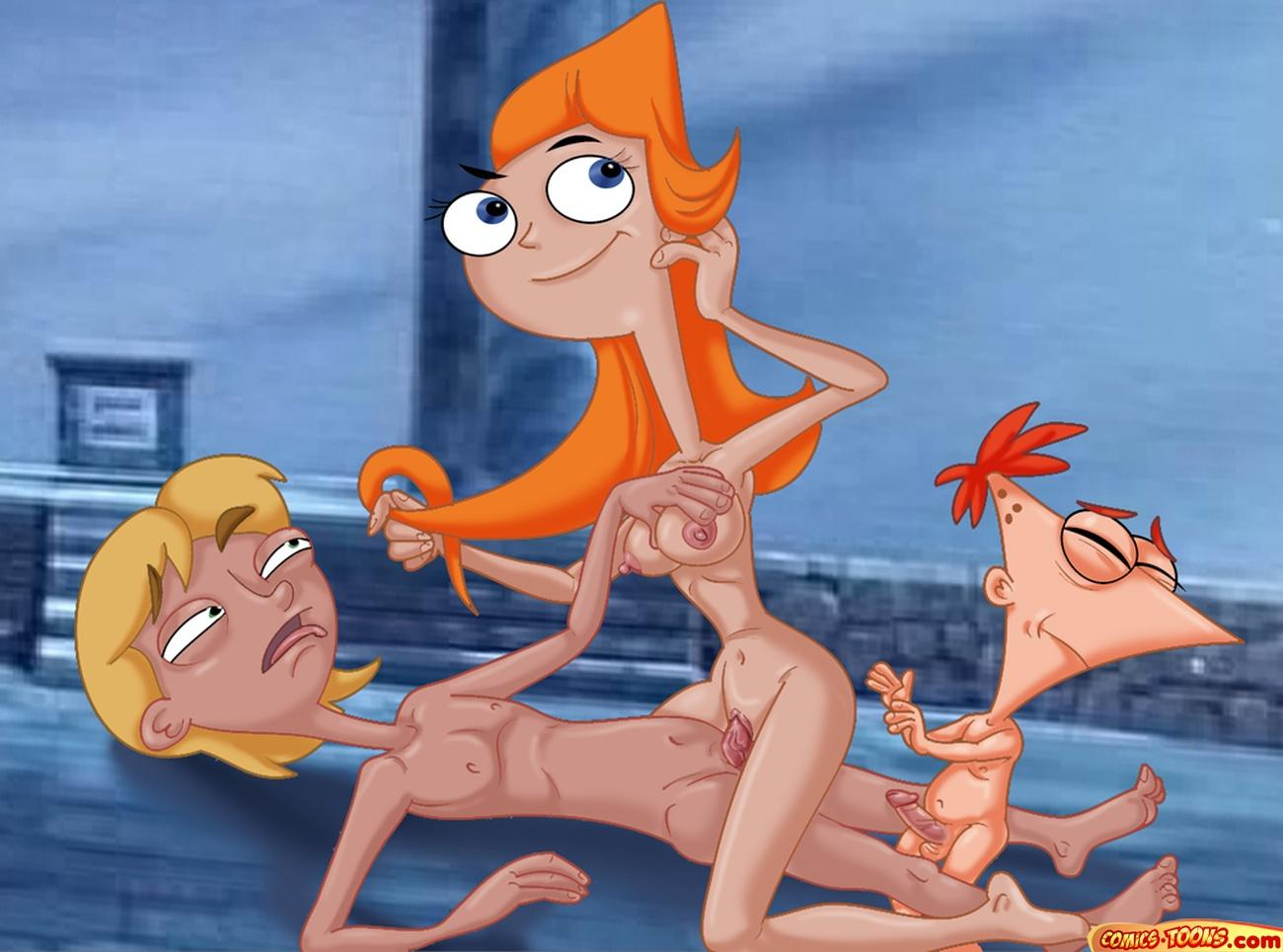 ferb porno comic y phineas How to train your dragon hiccup and astrid porn