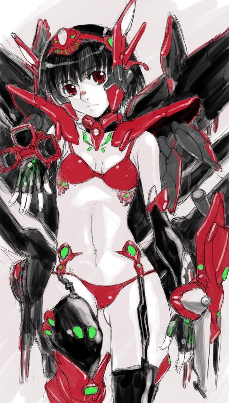 4-5-1 system Dragon maid lucoa