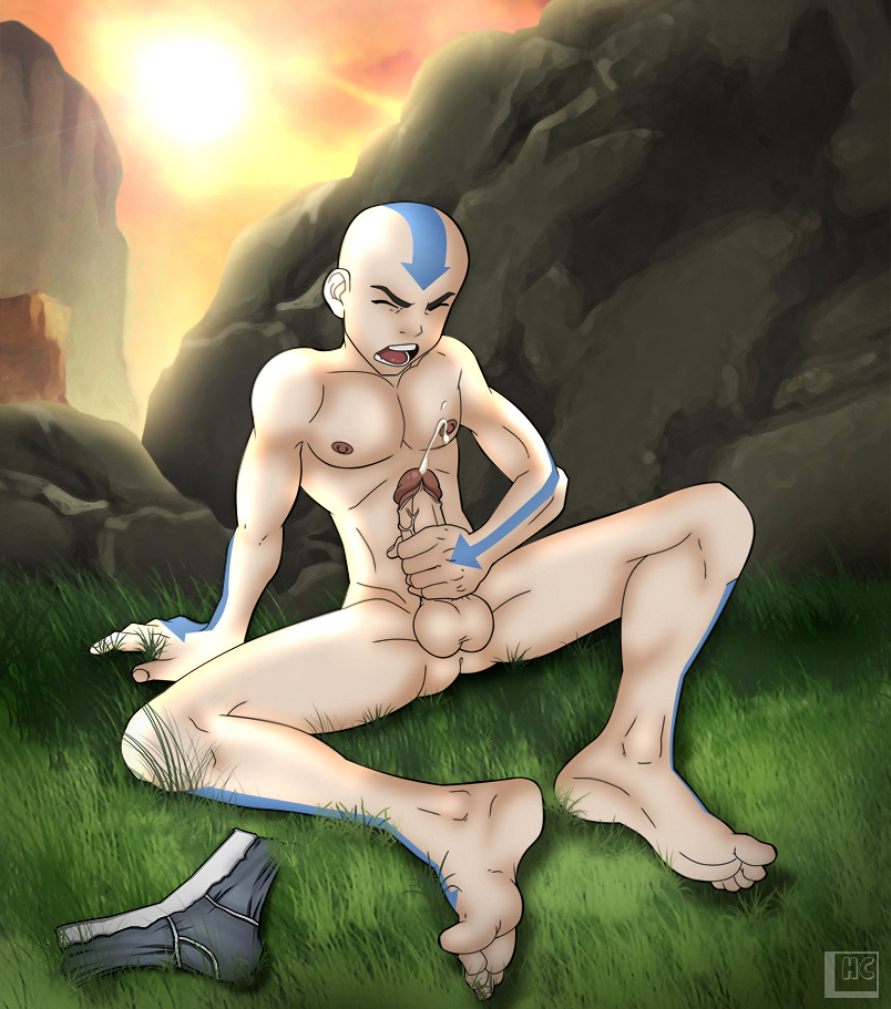 porn aang the airbender last Long gone gulch